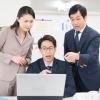 上司や経営者の支持率