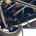 パンク修理より中古タイヤが安い件