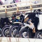 東京都内バイク駐輪場事情