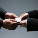 握手は有効?と営業マンと経営者