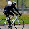 ドロップハンドルの自転車